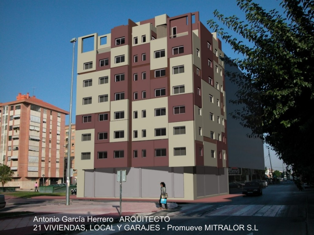 Abellan ingenieria y arquitectura edificio marquez de for Ingenieria y arquitectura