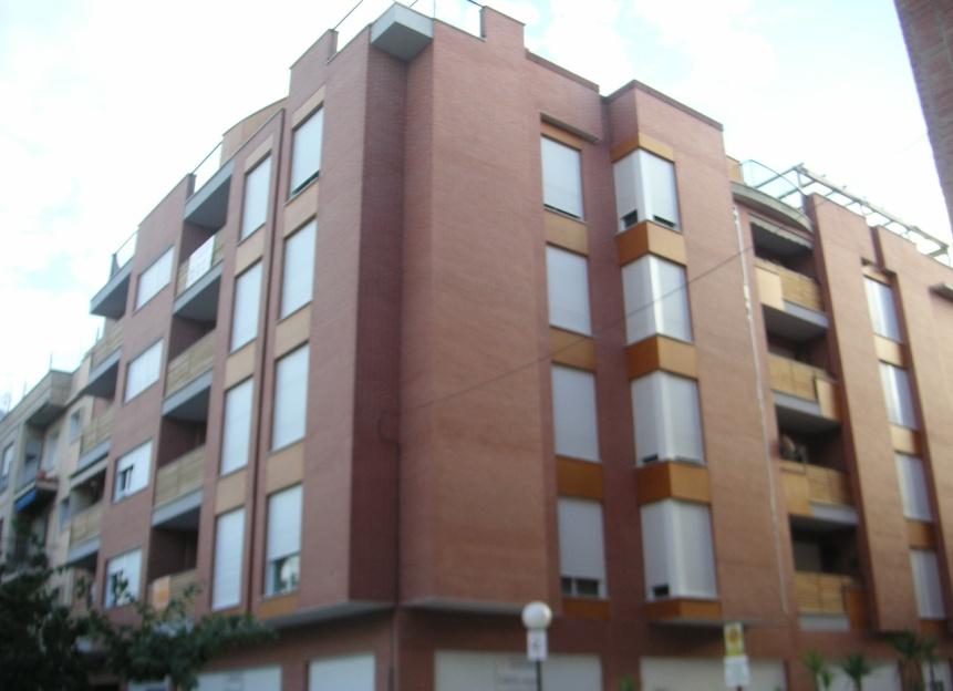 Abellan ingenieria y arquitectura edificio alhambra for Ingenieria y arquitectura