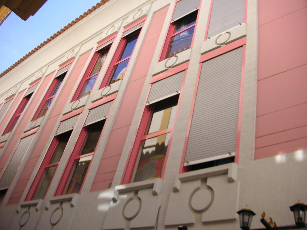 Abellan ingenieria y arquitectura residencial ateneo for Ingenieria y arquitectura