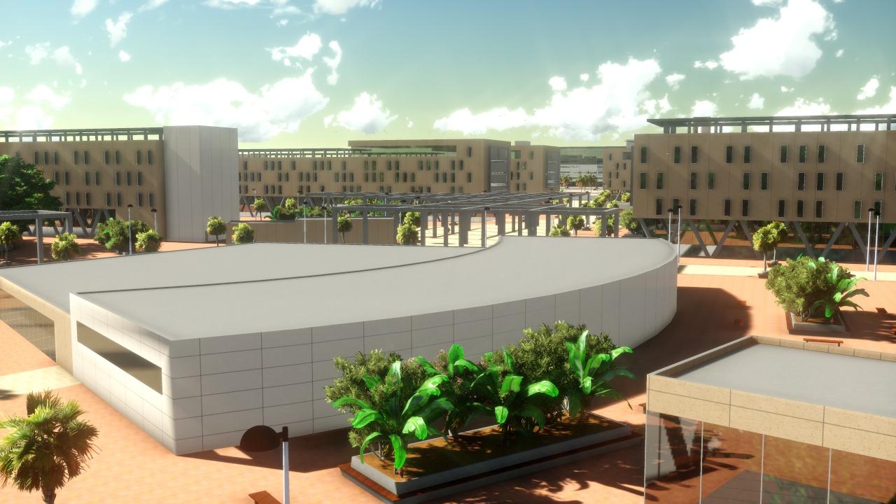 Abellan Ingenieria Y Arquitectura Ciudad Universitaria