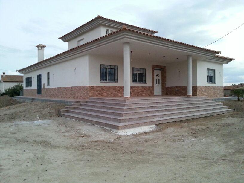 Abellan ingenieria y arquitectura vivienda unifamiliar for Ingenieria y arquitectura
